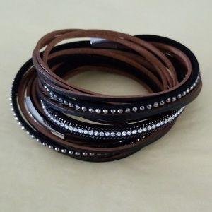 Wrap Bracelet - Magnetic Clasp